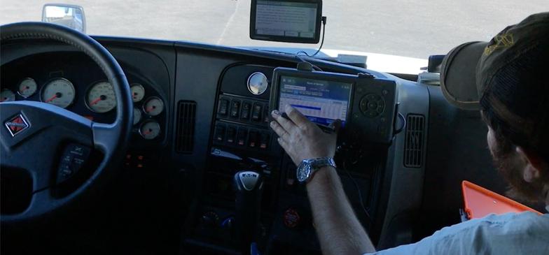 2016 International Prostar Pam Transport Truck Tour Video